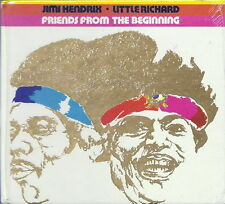 JIMI HENDRIX LITTLE RICHARD - Friends from Beginning CD
