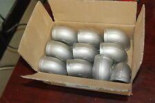 """Merit Brass K401-16, 1"""" Elbow, 90 degree 304 Stainless Steel lot of 10 New"""