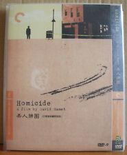 """""""Homicide/殺人拼圖"""" DVD"""