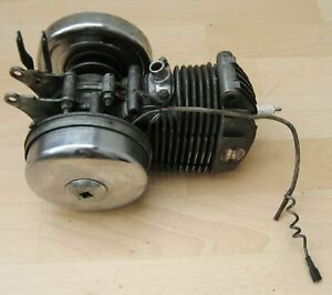 MOTOBECANE MOBYLETTE ORIGINAL MOTOR TYP 2144 / 08 716 KOMPLETT + ZÜNDUNG ENGINE