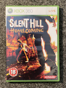 Silent Hill Homecoming (Xbox 360) Professionally Cleaned Disc - Fast Delivery