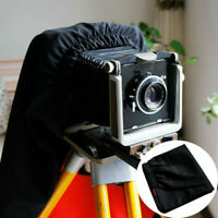 Dark Cloth Focusing Hood For 4X5 Large Format Camera Wrapping 100cm Professional