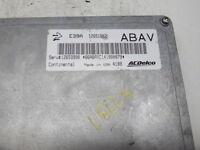 13 ATS CAMARO REGAL SRX COMPUTER BRAIN ENGINE CONTROL ECU ECM EBX MODULE K4343