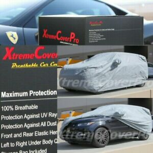 1999 2000 2001 Land Rover Discovery Breathable Car Cover w/MirrorPocket