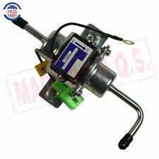 12V Universal Diesel Inline Low Pressure Electric Fuel Pump 1/4 tubing 3-5 PSI