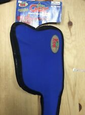 Redz Protective Neoprene Gun Cover Model 98, Flatline Blue