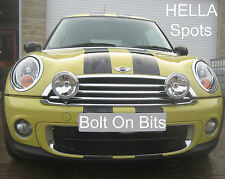 2 Hella Spot Lamp/light Wiring Kit R56 Mini First One Cooper S SD 2007 to 2013