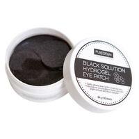 [PUREDERM] Black Solution Hydrogel Eye Patch 60 sheets 84g - BEST Korea Cosmetic
