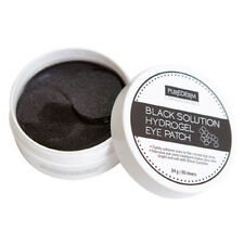 [PUREDERM] Black Solution Hydrogel Eye Patch 60 sheets 84g - BEST Korea Cosmetic