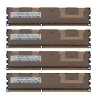 16GB Kit 4x 4GB HP Proliant BL680C DL165 DL360 DL380 DL385 DL580 G7 Memory Ram