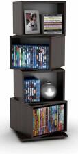 Media Storage Organizer Shelf Home Furniture Cd Dvd Rack Music Vinyl Shelves New
