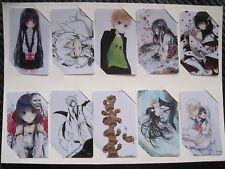 Inu Boku Secret Service Anime / Manga Stickers (WINNER'S CHOICE OF 1 SET!)