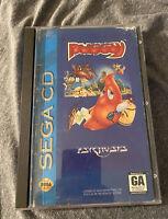 Puggsy (Sega CD, 1993) CIB *TESTED*