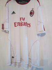 2010-2011 AC MILAN Away Football Shirt XXL adulti (39600)
