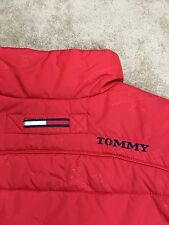 Tommy Hilfiger Junior Puffed Vest Sz S Tommy Girl Vintage - EUC