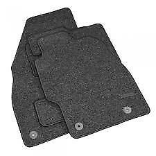 New Genuine Vauxhall Corsa D Tailored Carpet Mats Set 2007-2014 93199279