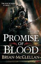 Promise of Blood (The Powder Mage Trilogy)-ExLibrary