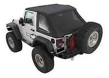 Smittybilt 9073235 Bowless Combo Soft Top For 2010-2015 Jeep JK Wrangler 2 Door
