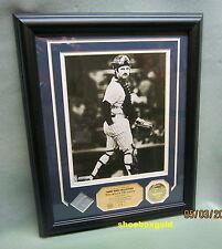 THURMAN MUNSON,  New York Yankees,  Game Used Pant & Photo Display,  Ltd/250/COA