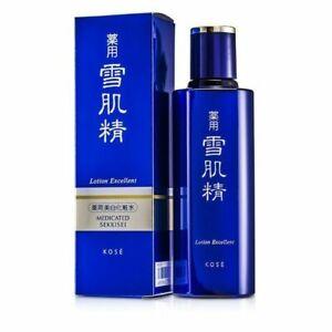 Kose Medicated Sekkisei Lotion Excellent 6.7oz / 200ml Made in Japan (US seller)