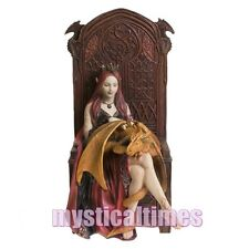 NEW * FRIENDS FOREVER * ANNE STOKES NEMESIS FIGURINE STATUE ** FIRST CLASS POST