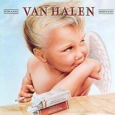 Van Halen 1984 Vinyl LP CD Cover Bumper Sticker or Fridge Magnet