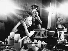 GALINA OULANOVA Danse Ballet Ballerine Russe Paris Miroir Photo 1950s