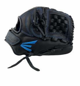 "Easton Black Pearl 12.5"" Softball/Baseball Glove - Utility Infield/Outflield"