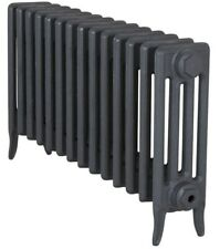 4 Column Victorian Cast Iron Radiator To Go 14 Sections - Next Day Delivery