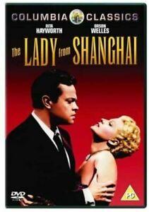 DVD Die Lady von Shanghai - Orson Welles - Mit deutschem Originalton!!! NEU!!!
