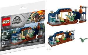 LEGO Jurassic World 30382 Baby Velociraptor Playpen (Polybag) NEW