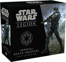 Star Wars Legion Imperial Death Troopers unit expansion Slw34