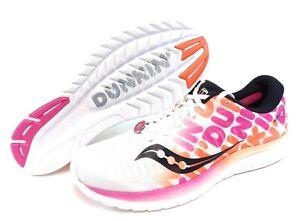 Womens Saucony Kinvara 10 Dunkin' Donuts S10467-26 Boston Sneakers Shoes