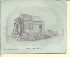 AI-023 - Imperial Mill Co, Duluth, Minnesota Advertising Card Single Fold 1920's