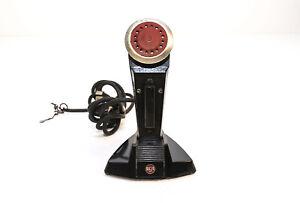 Nice RCA Type CX-55B Bakelite Station Microphone