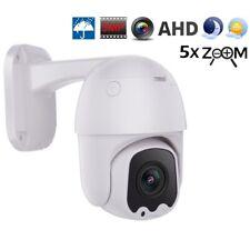 AHD 5MP 5xAHD MINI PTZ Dome Camera Outdoor CCTV Camera t RS485 Coaxial Control