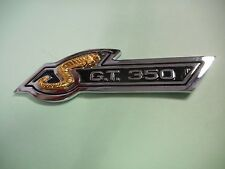 NEW 1968 SHELBY GT350 DASH EMBLEM
