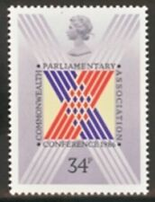 Gb Mnh Scott 1156-1156, 1986 Commonwealth Parliaments, a single stamp