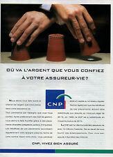 Publicité 1991  CNP  Assurances