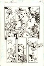 Books of Magic Annual #1 p.29 - Very Fables-esque - 1997 art by Mark Buckingham