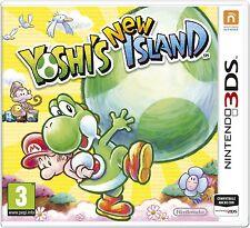 YOSHI'S NEW ISLAND PER NINTENDO 3DS NUOVO +SPEDIZIONE DIRETTA DA NEGOZIO