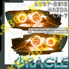 ORACLE Headlight HALO RING KIT for Mazda CX7 CX-7 07-12 AMBER LED Angel Eyes
