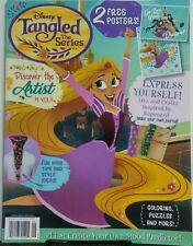 Disney Tangled The Series 2017 Discover Artist In You Rapunzel FREE SHIPPING sb