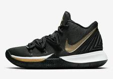 Nike Kyrie 5 Black Gold White AO2918