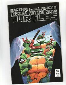 Teenage Mutant Ninja Turtles 16 - Original Mirage Comics 1988 - 8.0