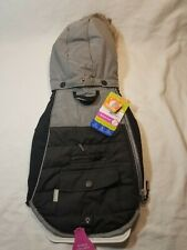 New listing New with tags Top Paw Hooded Winter Coat, Black & Grey Size Medium M