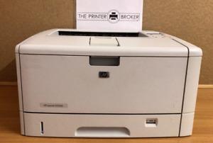 Q7544A - HP Laserjet 5200N A3 Mono Laser Printer