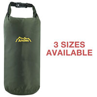 Waterproof Dry Bag Sack for Kayak/Canoeing/Fishing/Sailing/Camping Green Andes