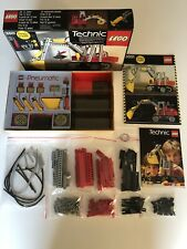 LEGO Technic Excavator With Pneumatic (8851) | Top-Zustand! 100 % vollständig!