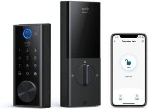 eufy Smart Wi-Fi Lock Keyless Entry Door Lock Bluetooth Electronic Deadbolt IP65